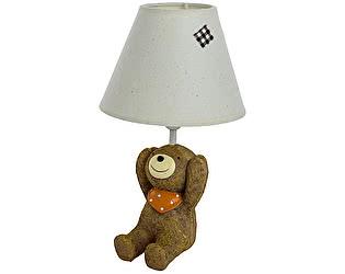 Купить светильник DG-Home Детская настольная лампа Медвежонок Ничего не слышу