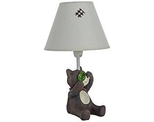 Купить светильник DG-Home Детская настольная лампа Котик Ничего не вижу