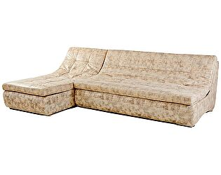 Купить диван Пять Звезд Релакс без подлокотников угловой