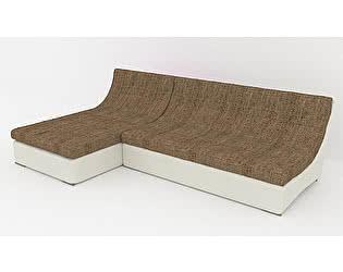 Купить диван Пять Звезд Релакс угловой без подлокотников