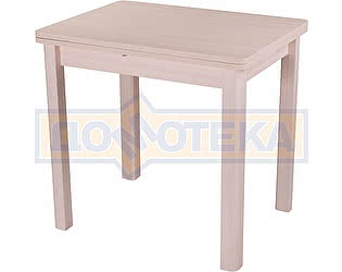 Купить стол Домотека Дрезден М-2 МД 04 МД молочный дуб