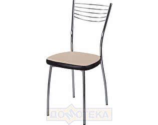Купить стул Домотека Омега-1 В-1/В-4 бежевый/венге, повышенной комфортности