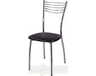 Купить стул Домотека Омега-1 В-4 черный венге