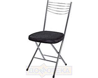 Купить стул Домотека Омега-1 скл. А-4/А-4 ченый венге с эффектом замши/повышенной комфортности
