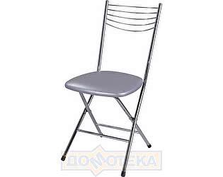 Купить стул Домотека Омега-1 скл. С-1 серебристый (серый)