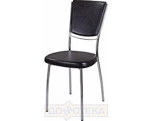 Купить стул Домотека Омега-5 В-4/В-4 спВ-4/В-4 черный венге, повышенной комфортности