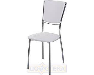 Купить стул Домотека Омега-5 Д-0 спД-0 белый с узором