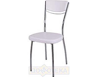 Купить стул Домотека Палермо В-0/В-0 искрящийся белый, повышенной комфортности