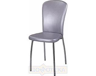 Купить стул Домотека Палермо С-1/С-1 серебристый, повышенной комфортности
