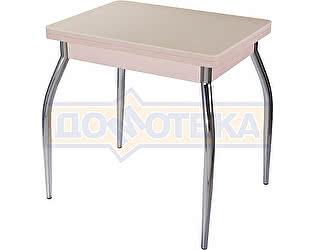 Купить стол Домотека Реал М-2 КМ 06 (6) МД 01 молочный дуб