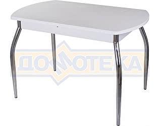 Купить стол Домотека Румба ПО КМ 04 БЛ 01 ,белый