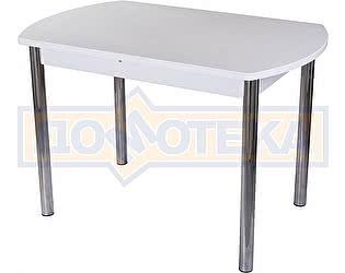 Купить стол Домотека Румба ПО КМ 04 БЛ 02 ,белый