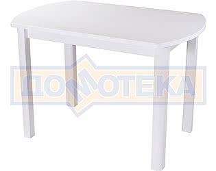 Купить стол Домотека Румба ПО КМ 04 БЛ 04 БЛ ,белый