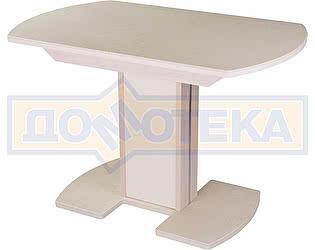 Купить стол Домотека Румба ПО КМ 06 МД 05 МД/КР КМ 06 ,молочный дуб