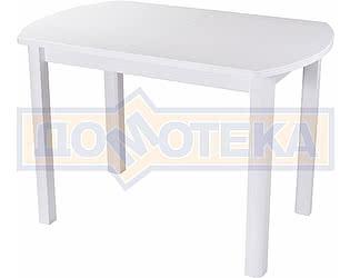 Купить стол Домотека Румба ПО-1 КМ 04 БЛ 04 БЛ ,белый