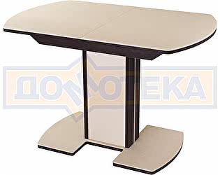 Купить стол Домотека Румба ПО-1 КМ 06 ВН 05-1 ВН/КР КМ 06 ,венге