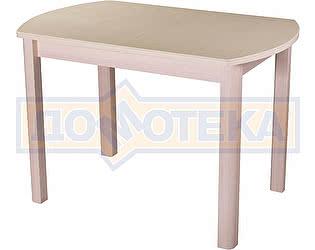Купить стол Домотека Румба ПО-1 КМ 06 МД 04 МД ,молочный дуб
