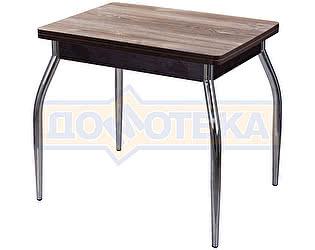 Купить стол Домотека Дрезден М-2 ДТ/ВН (Дуб темный) 01