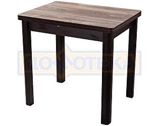 Купить стол Домотека Дрезден М-2 ДТ/ВН (Дуб темный) 04