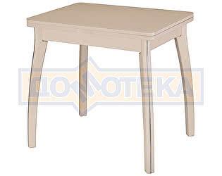 Купить стол Домотека Чинзано М-2 МД ст-КР 07 ВП КР молочный дуб