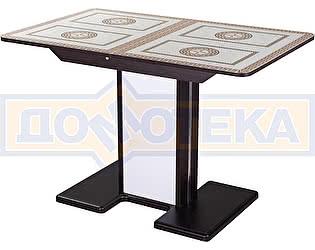 Купить стол Домотека Танго ПР ВН ст-71 05 ВН/БЛ ,венге