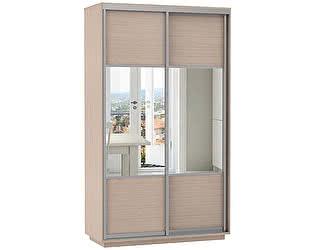 Купить шкаф Е 1 купе 2-х дверный Комби 1200