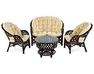 Купить комплект садовой мебели ЭкоДизайн Комплект для отдыха Рузвельт