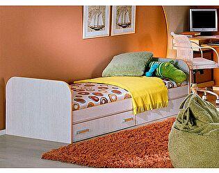 Купить кровать Элегия Джуниор (80) с ящиком №8