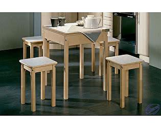 Купить стол Элегия обеденный с выдвижным подстольем