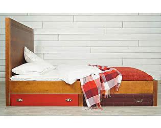 Купить кровать Этaжepкa Gouache Birch (160), арт.M10516ETG/4