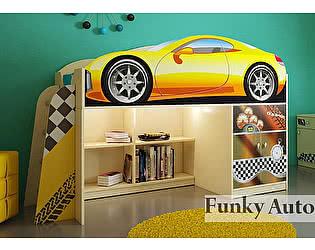 Купить кровать Фанки Кидз машина Автодом