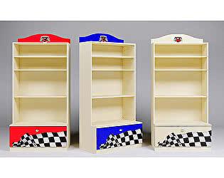 Купить шкаф Фанки Кидз Формула-1 (стеллаж), арт. ФБ-С2