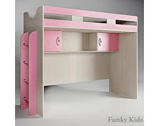 Купить кровать Фанки Кидз чердак 22