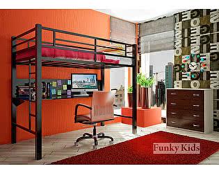 Купить кровать Фанки Кидз Лофт-3 (чердак)