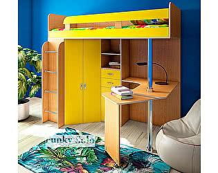 Купить кровать Фанки Кидз -чердак Соло-2