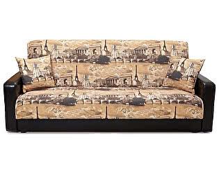 Купить диван FotoDivan книжка Париж 120 турецкий жакард люкс