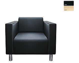 Купить кресло FotoDivan БЛЮЗ экокожа (черный)