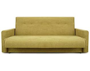 Купить диван FotoDivan книжка Милан гобелен золотой пружинный 120