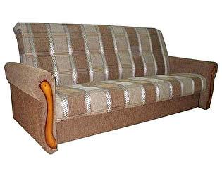 Купить диван FotoDivan Уют 120 шенилл коричневый
