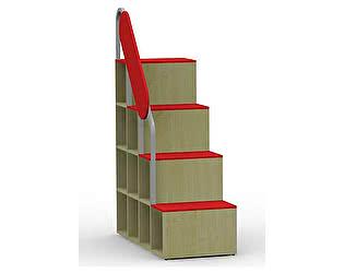 Купить лестницу Гармония Teen`s Home 17.112.00 лесенка