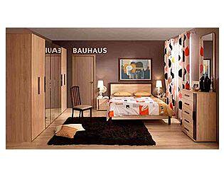 Спальня Глазов Bauhaus (дуб сонома)