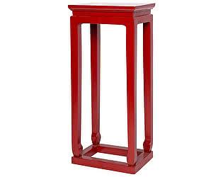 Купить подставку Gudong Подставка под цветы WL0103 red