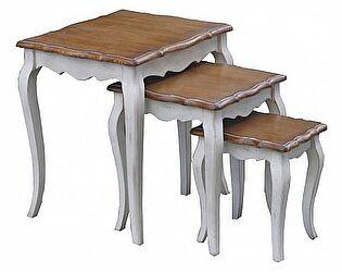 Купить стол Mobilier de Maison консольные (комплект) Belveder Blanc bonbon, ST9301
