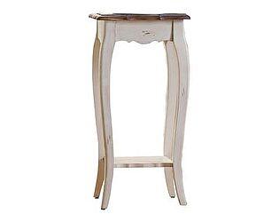 Купить подставку Mobilier de Maison Подставка под цветы (низкая) Belveder Blanc bonbon, ST9303