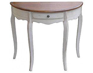 Купить стол Mobilier de Maison Консоль овальная Belveder Blanc bonbon, ST9324