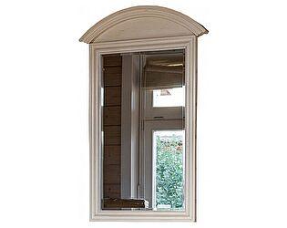 Купить зеркало Mobilier de Maison прямоугольное Belveder Blanc bonbon, ST9334
