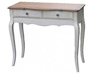 Купить стол Mobilier de Maison письменный (малый) Belveder Blanc bonbon, ST9336