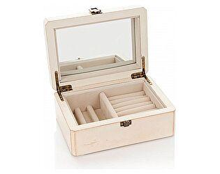 Купить аксессуар Mobilier de Maison Набор макияжный (малый) Belveder Blanc bonbon, ST9339