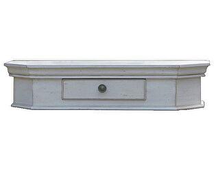 Купить полку Mobilier de Maison Ящик подвесной (консоль) Belveder Blanc bonbon, ST9340