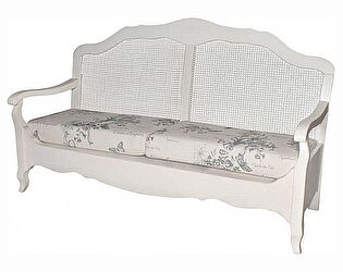 Купить диван Mobilier de Maison Лавка французская Belveder Blanc bonbon, ST9342 B